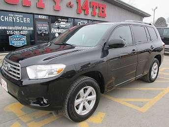 Used Toyota Highlander For Sale In Des Moines, ...