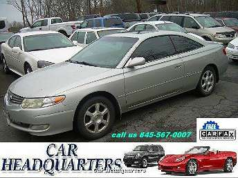 2002 Toyota Camry Solara for Sale (with Photos) - CARFAX