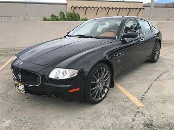 Used Maserati Quattroporte Sport Gt For Sale With Photos Carfax